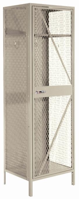 6023p - Metal Lockers